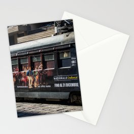 Milano Footloose Tram Stationery Cards