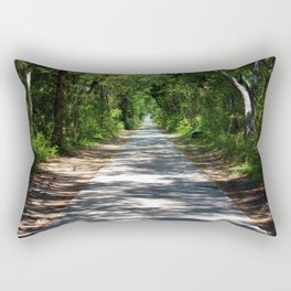 Maritime Forest In The South Rectangular Pillow