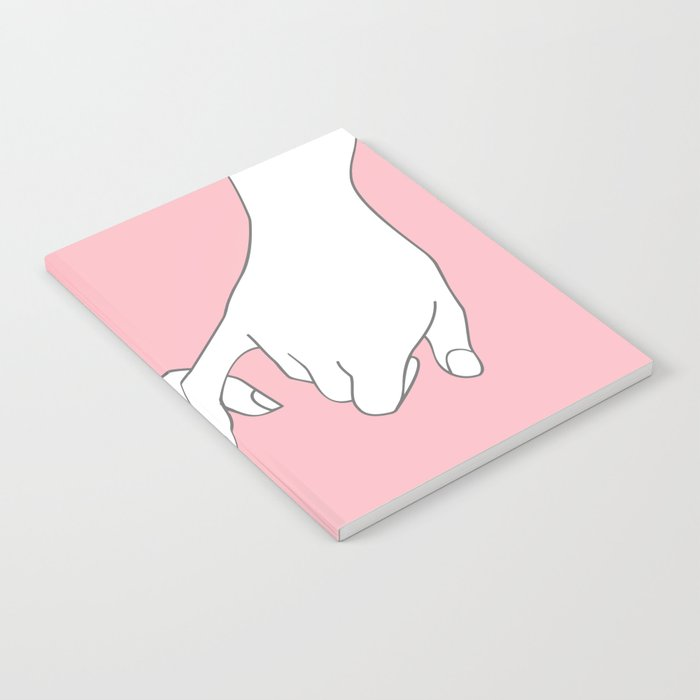 Pinky Promise 2 Notebook
