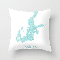 Baltica Throw Pillow