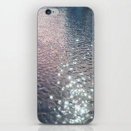 Stars in Water iPhone Skin