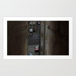 Nantes1 Art Print