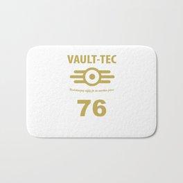 Vault 76 // Fall out design // Gaming Bath Mat