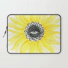 The Sunflower Eye Laptop Sleeve