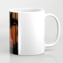 Striped Sunset Coffee Mug
