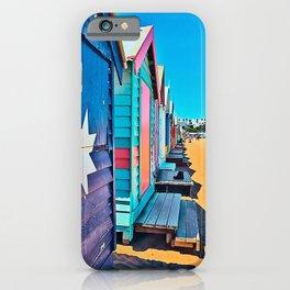 Camie's Beach House iPhone Case