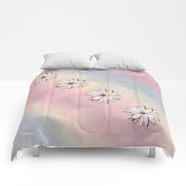 lily-white Comforters