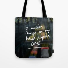 A Million Things Tote Bag