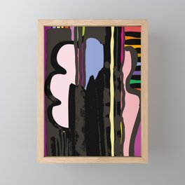 painting II Framed Mini Art Print