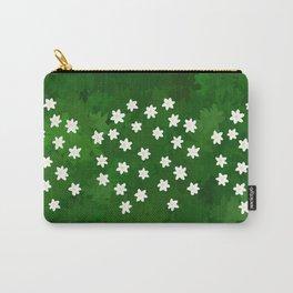 Flower Anemone Nemorosa (rectangular) Carry-All Pouch