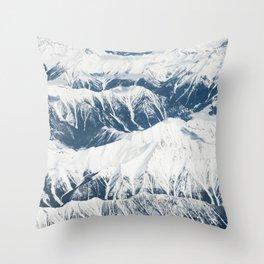 Climb. Throw Pillow