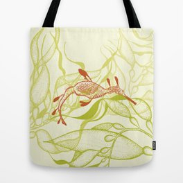 Weedy Seadragon 2 Tote Bag