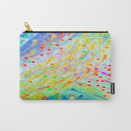 Sparkle Abstract Carry-All Pouch