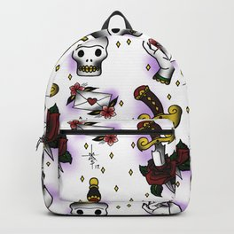 Sparkles and Knives Backpack