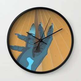 Reception Part Three Wall Clock