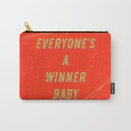 Everyone's a Winner, Baby – A Hell Songbook Edition Carry-All Pouch