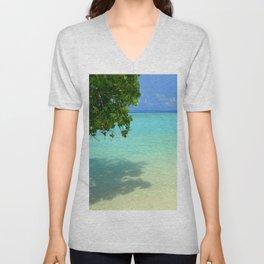 Secret Beach Unisex V-Neck