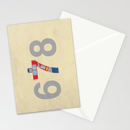 Prime Number Stationery Cards