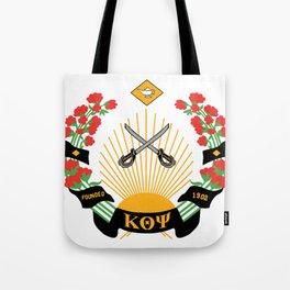 Kappa Emblem Design Tote Bag