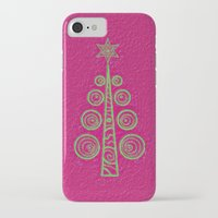 christmas tree iPhone & iPod Cases featuring Christmas Tree by Mr and Mrs Quirynen