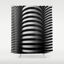 Toruses Shower Curtain