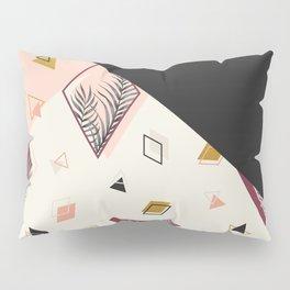 Rhombus&Palms #society6 #decor #buyart Pillow Sham