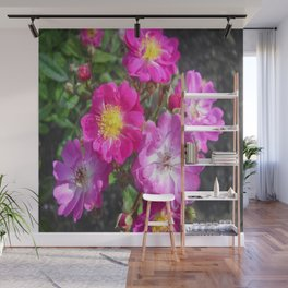 Colorful Roses Hips Wall Mural