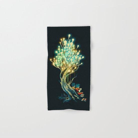 ElectriciTree Hand & Bath Towel