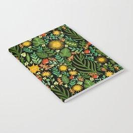 Sunshine Botanical - Dark Version Notebook