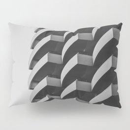 Fascinating Facade Pillow Sham