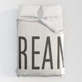 Cream Comforters