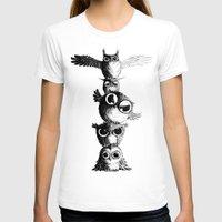 totem T-shirts featuring Totem by Det Tidkun