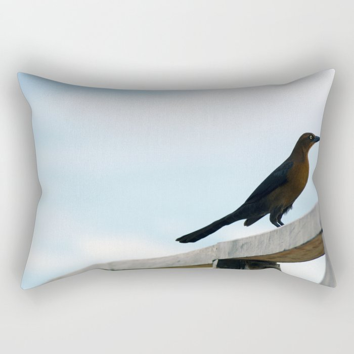 Bird collection _ 01 Rectangular Pillow