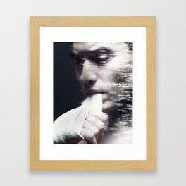 Tanya Framed Art Print