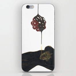 Dripping Chocolate iPhone Skin
