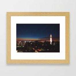 Berk Framed Art Print