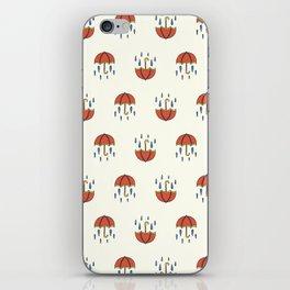 It Will Follow The Rain iPhone Skin