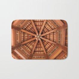 Wooden Sruckture Bath Mat