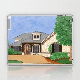 Beautiful Brick Home Laptop & iPad Skin