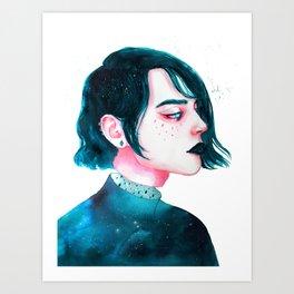 TEAL Art Print