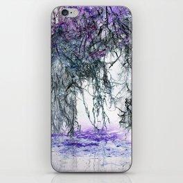 The Secret Creek Cave iPhone Skin
