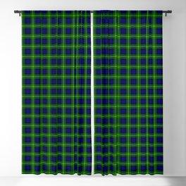 Gordon Tartan Plaid Blackout Curtain