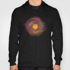 Sun fractal Art Hoody