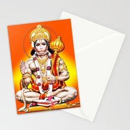 Hindu - Hanuman 2 Stationery Cards