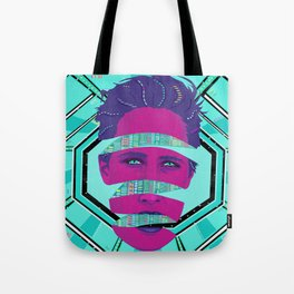 Space Shuttle Of Dread Tote Bag