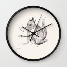 'Waiting' Wall Clock