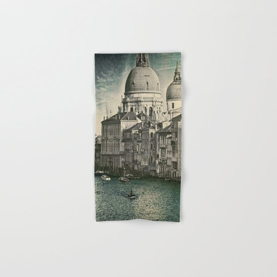 Venice Hand & Bath Towel