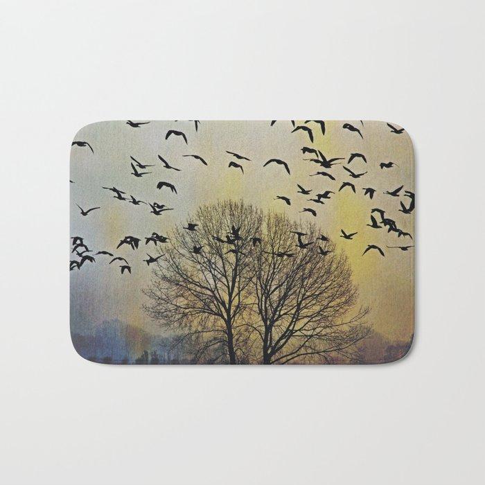 Bird Watching  - JUSTART © Bath Mat