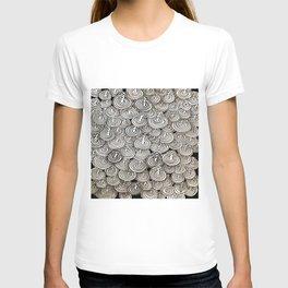 Flying Popcorns T-shirt