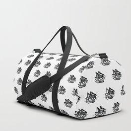 Tigercat Duffle Bag